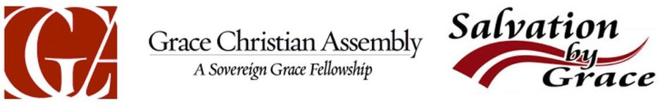 Salvation By Grace